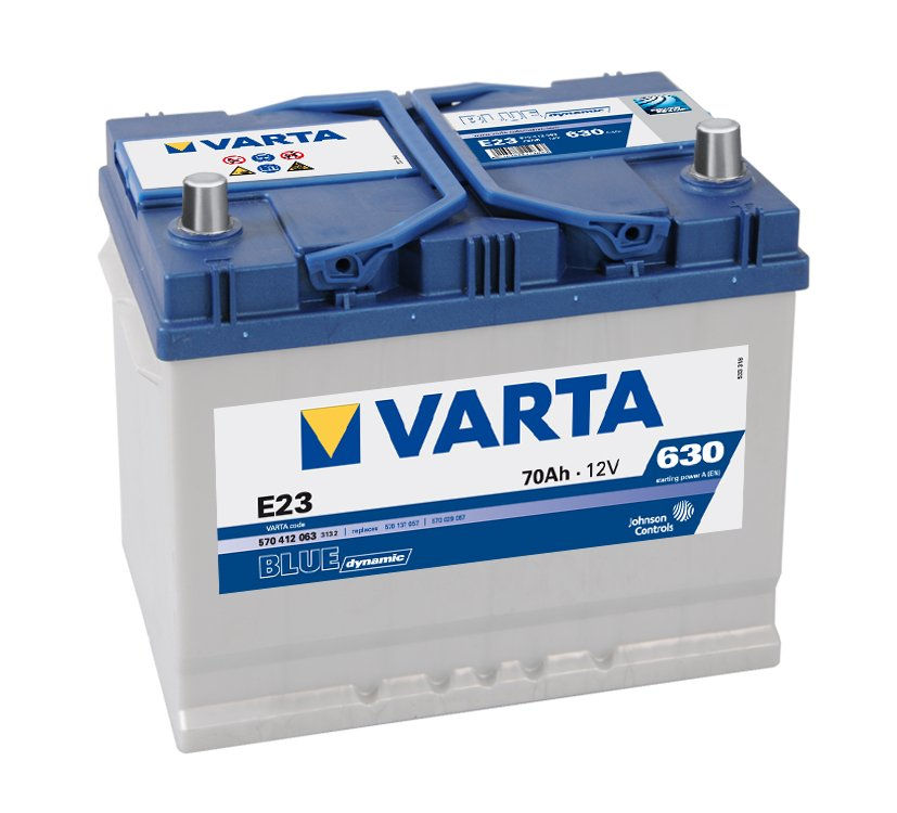 Varta Blue Dynamic 570412063