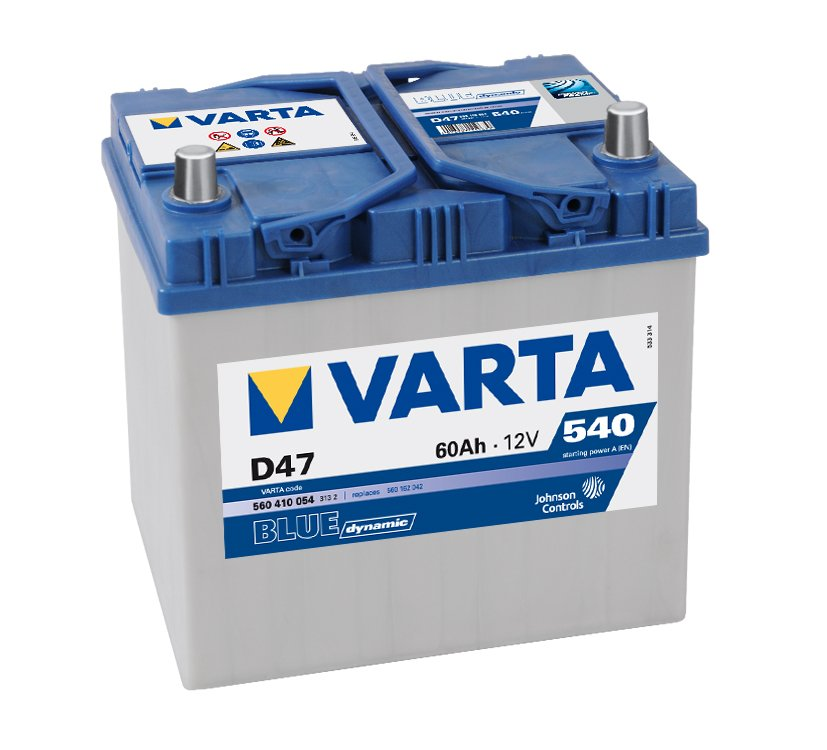 Varta Blue Dynamic 560410054