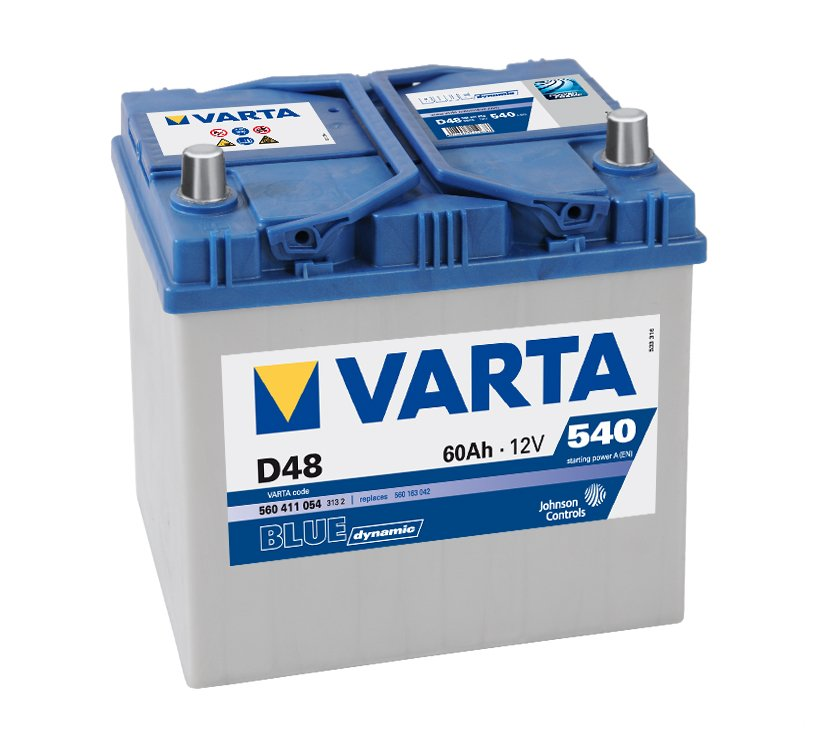 Varta Blue Dynamic 560411054