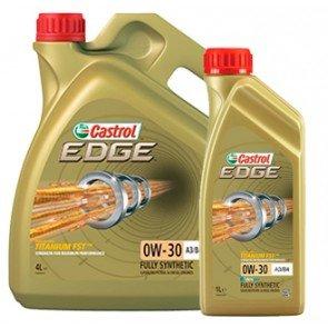 Castrol EDGE A3/B4 Titanium FST 0w-30 4 л
