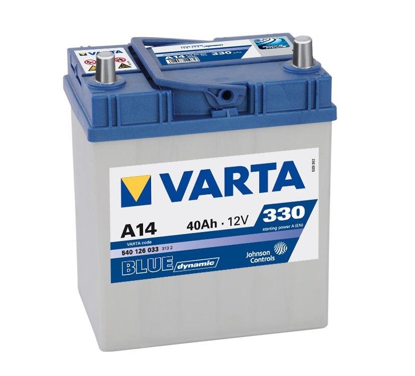 Varta Blue Dynamic 540126033