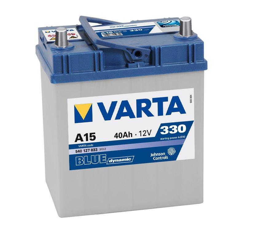 Varta Blue Dynamic 540127033