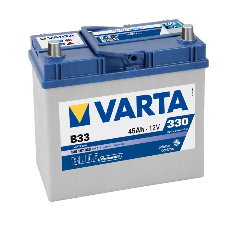 Varta Blue Dynamic 545157033