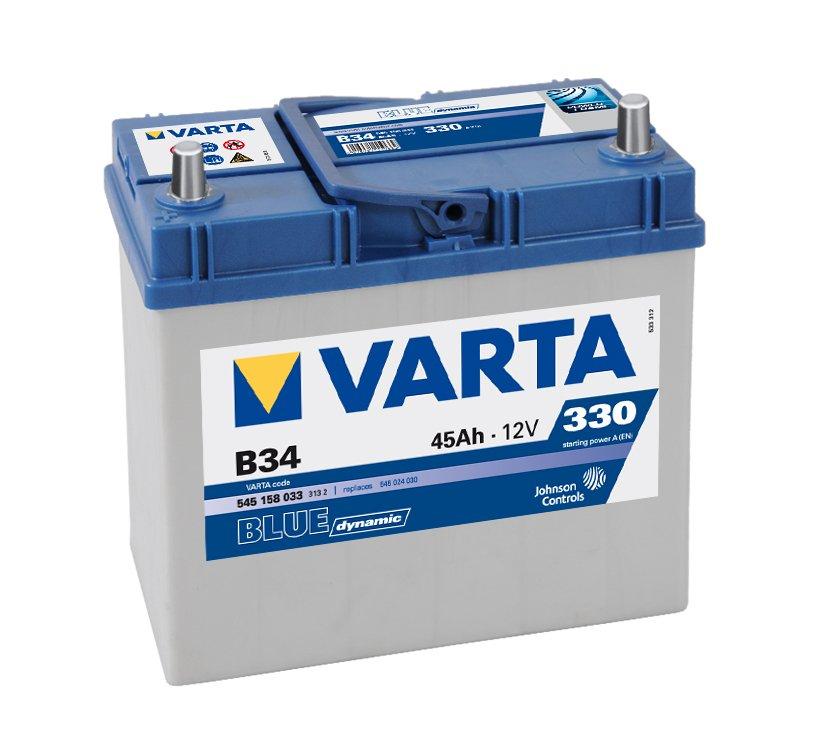 Varta Blue Dynamic 545158033