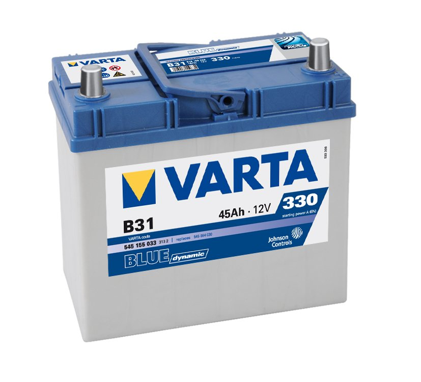 Varta Blue Dynamic 545155033