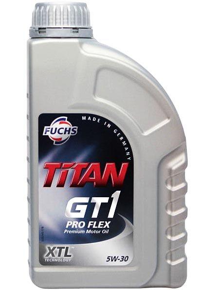 Fuchs Titan GT1 PRO FLEX XTL 5w-30