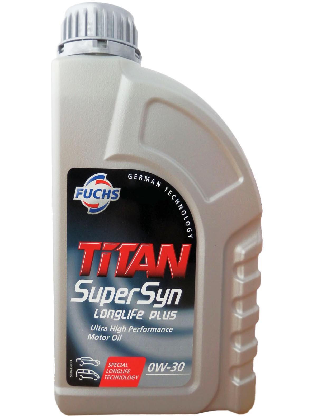 Fuchs Titan SUPERSYN LONGLIFE PLUS 0w-30 4 л