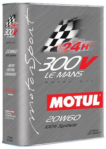 Motul 300V Le Mans 20w-60 2 л