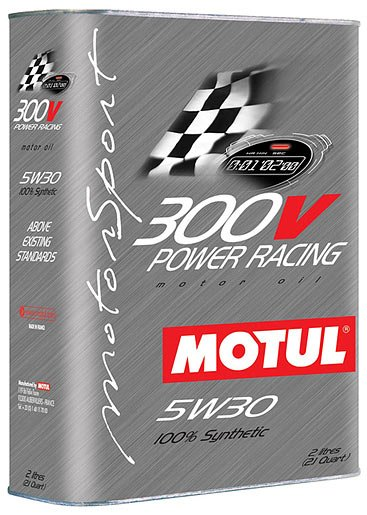 Motul 300v Power Racing 5w-30 2 л