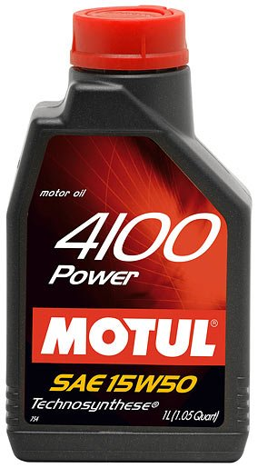 Motul 4100 Power 15w-50 4 л