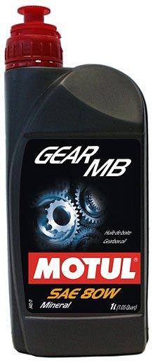 Motul Gear MB 80w 1л