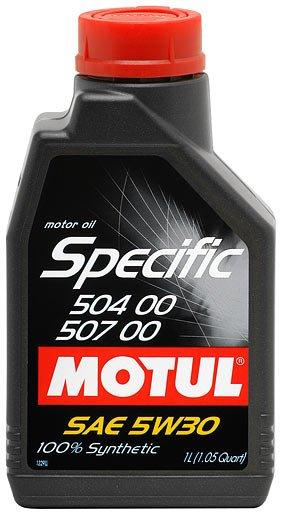 Motul Specific 504.00-507.00 5w-30 5 л