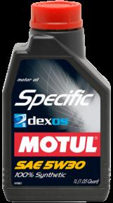Motul Specific dexos2 5w-30 5 л