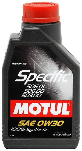 Motul Specific VW 506.01-506.00-503.00 0w-30 5 л