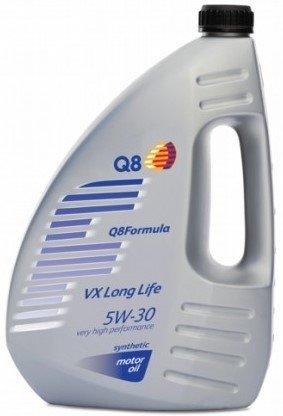 Q8 Formula VX Long Life 5w-30