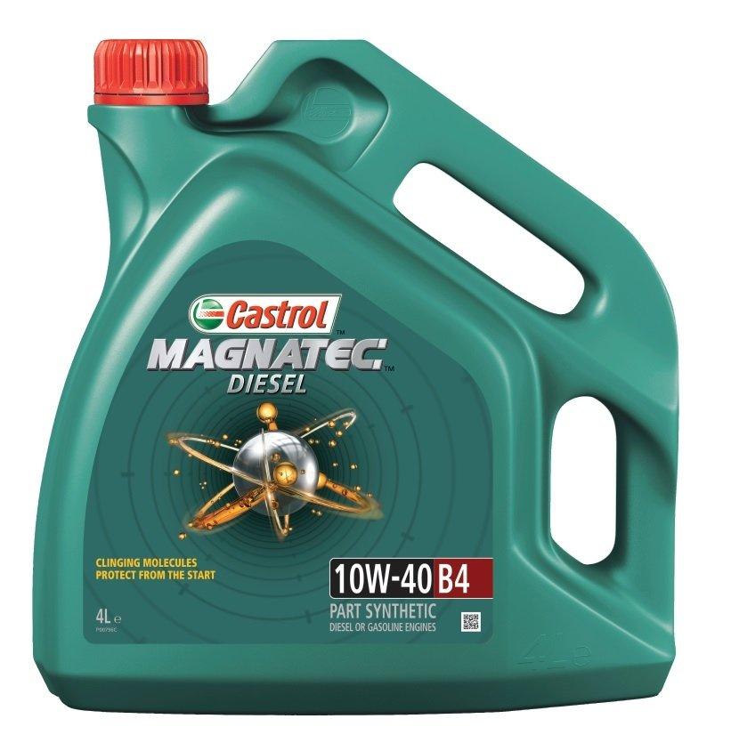 Castrol Magnatec Diesel B4 10w-40