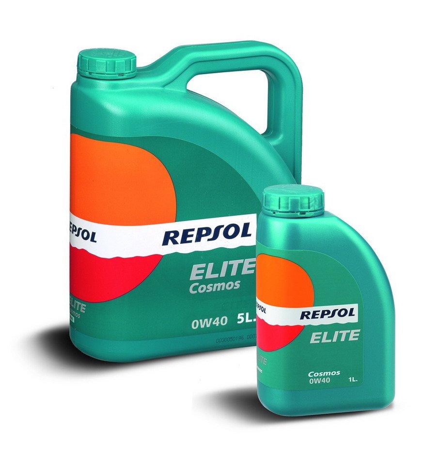 Repsol Elite Cosmos High Performance 0w-40 5 л