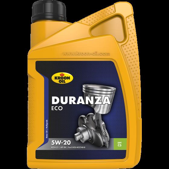 KROON OIL DURANZA ECO 5W-20-5 л 5 л