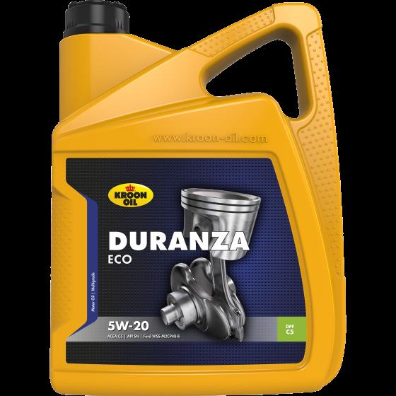 KROON OIL DURANZA ECO 5W-20-5 л