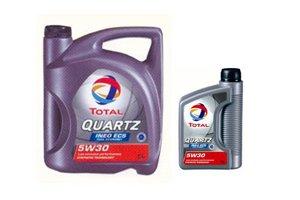 Total Quartz Ineo ECS 5w-30 4 л