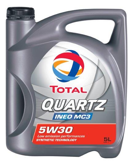 Total Quartz Ineo MC3 5w-30 5 л