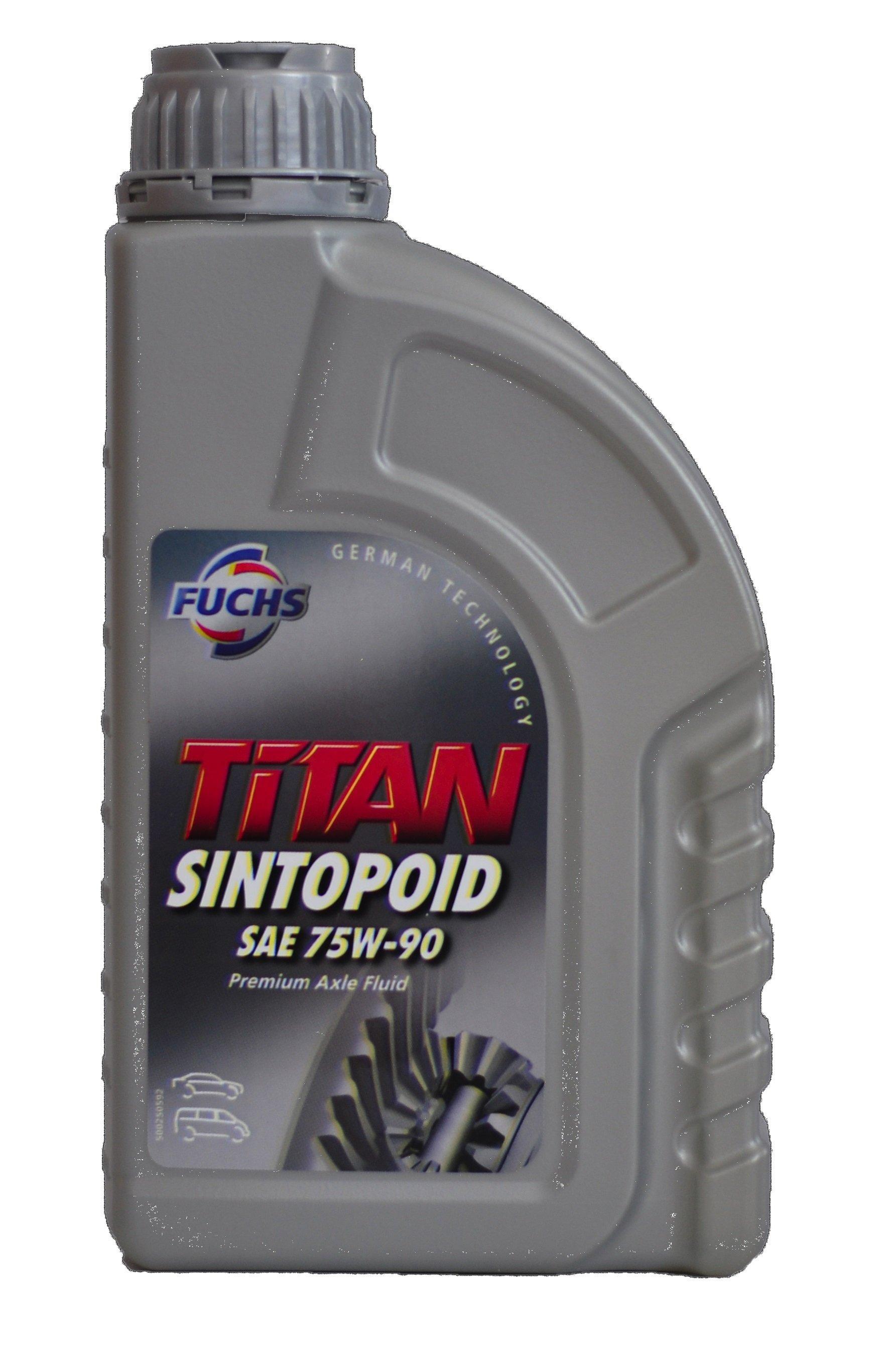 Fuchs Titan SINTOPOID 75w-90-1 л 1 л