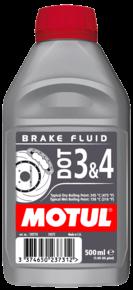 Motul DOT 3&4 Brake Fluid