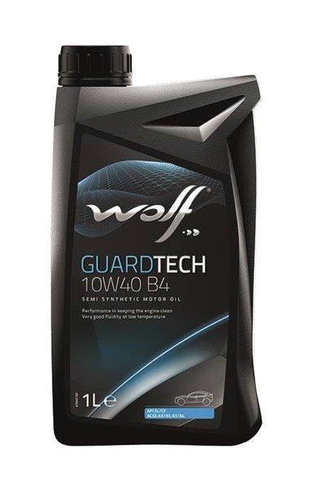 Wolf GUARDTECH 10W-40 B4 1 л