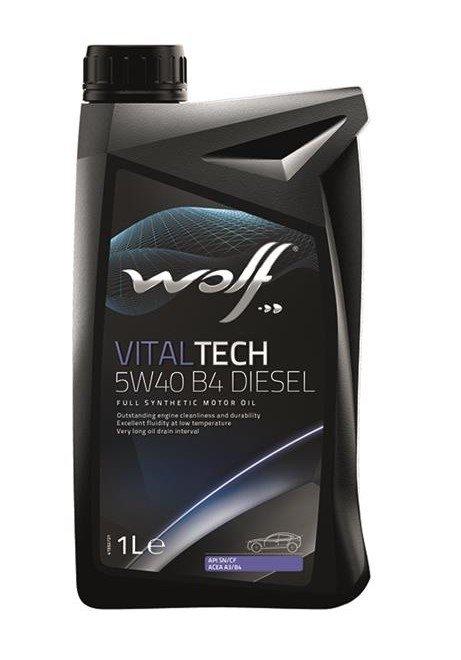 Wolf GUARDTECH 10W-40 B4 DIESEL 4 л