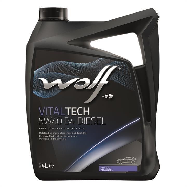 Wolf  VITALTECH 5W-40 B4 DIESEL