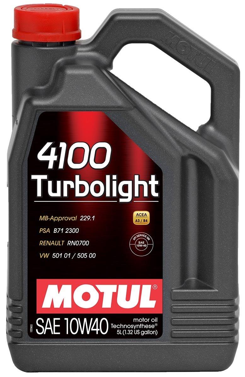 Motul 4100 Turbolight 10w-40