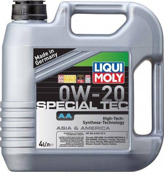 Liqui Moly Sae 0w-20 Special Tec AA
