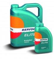 Repsol Elite Evolution 5w-40 5 л