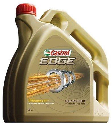 Castrol EDGE Titanium FST 5w-40