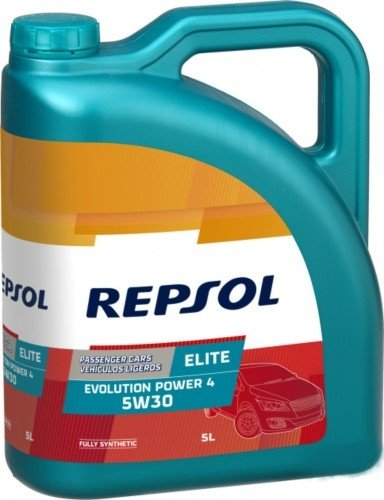 Repsol Elite Evolution Power 4 5w-30
