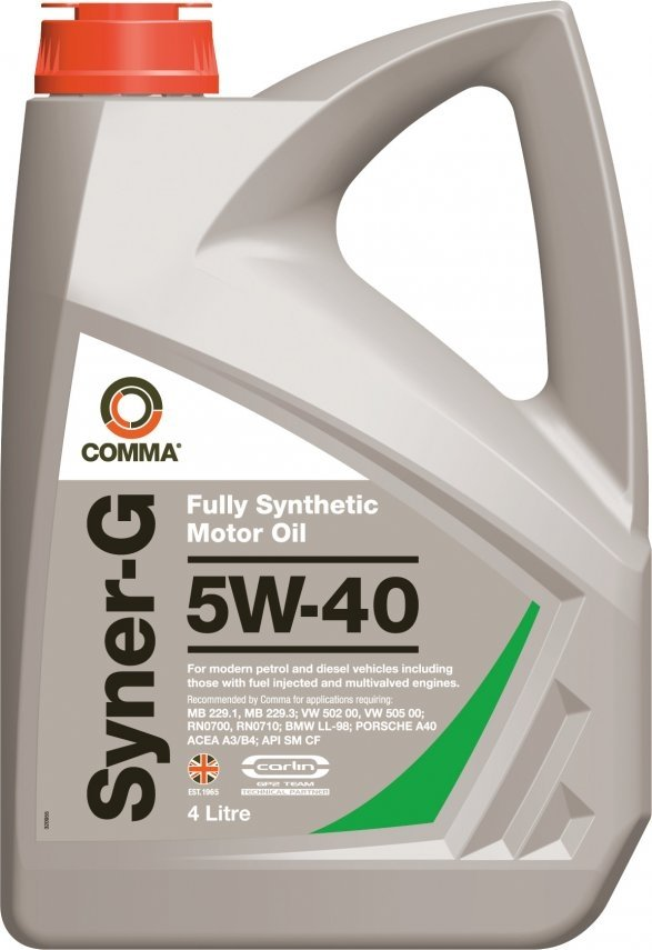 Comma Syner-G 5w-40