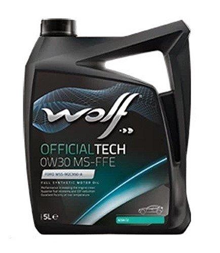 Wolf OFFICIALTECH 0W-30 MS-FF 1 л 5 л