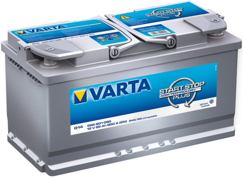 Varta Start-Stop Plus AGM 595901085