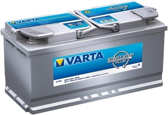 Varta Start-Stop Plus AGM 605901095