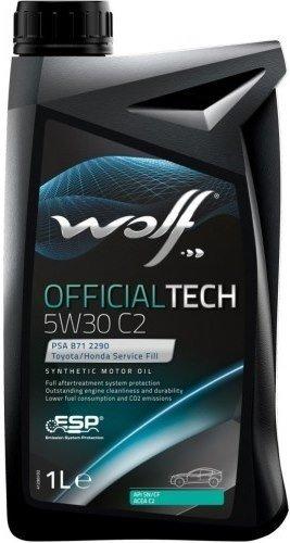 Wolf OFFICIALTECH 5W-30 C2 1 л