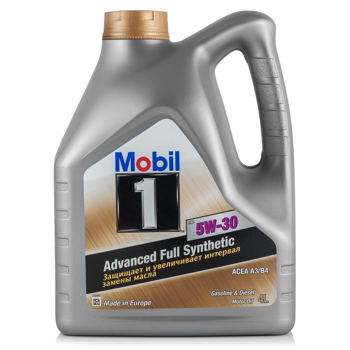 Mobil 1 FS  5W-30 4 л