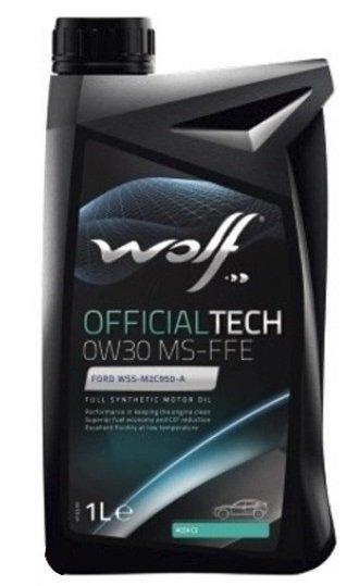 Wolf OFFICIALTECH 0W-30 MS-FF
