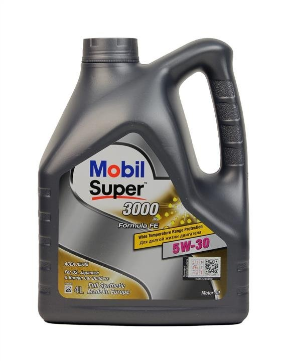 Mobil 3000 Formula FE 5w-30 4 л