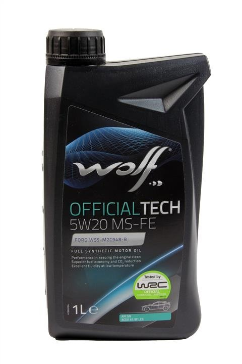 Wolf OFFICIALTECH 0W-20 LS-FE