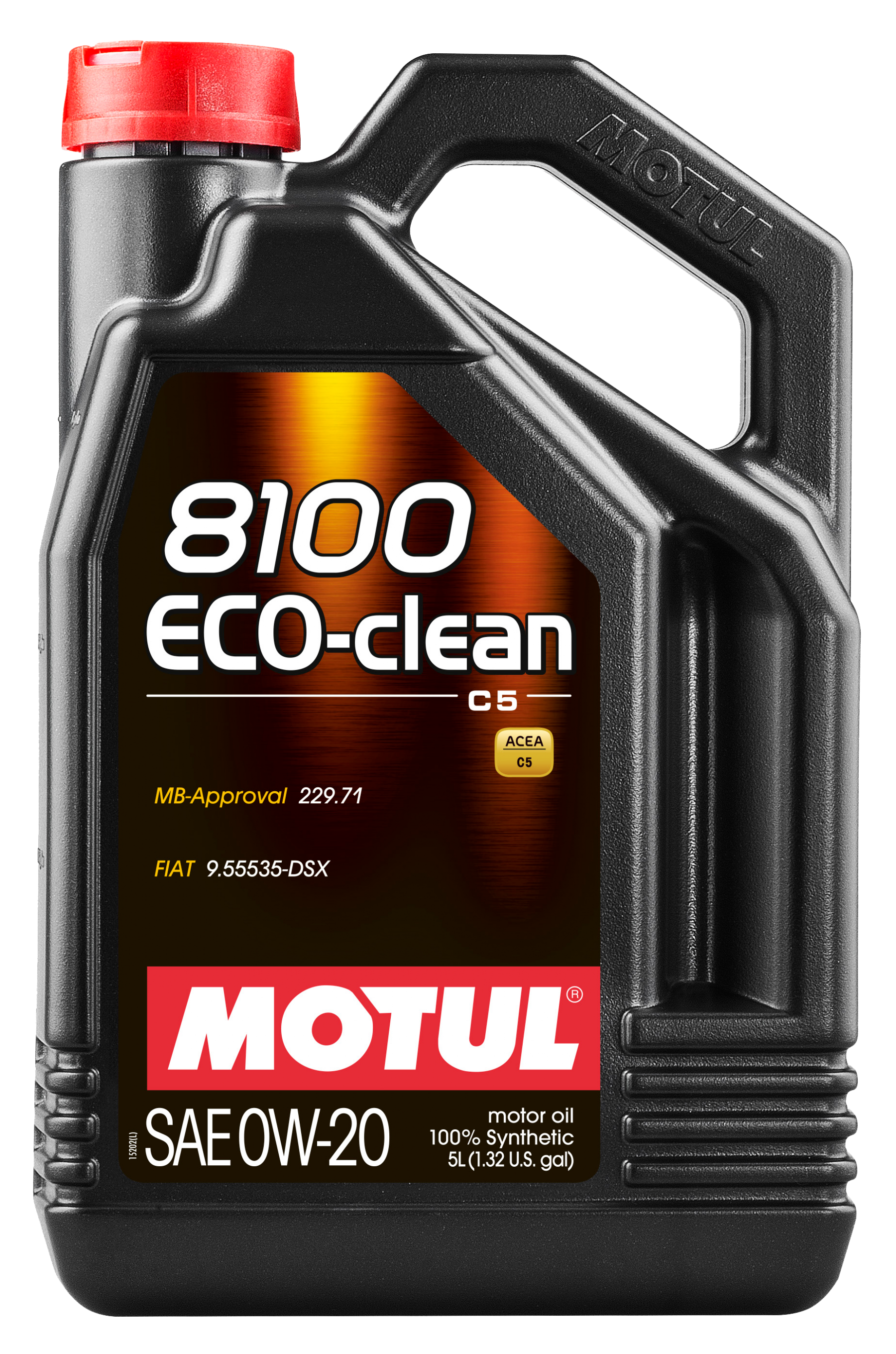 Motul 8100 Eco-Clean 0w-20 5 л