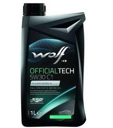 Wolf OFFICIALTECH 5W-30 C1 5 л