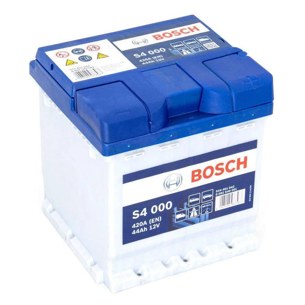 Bosch S4 Silver 0 092 S40 001