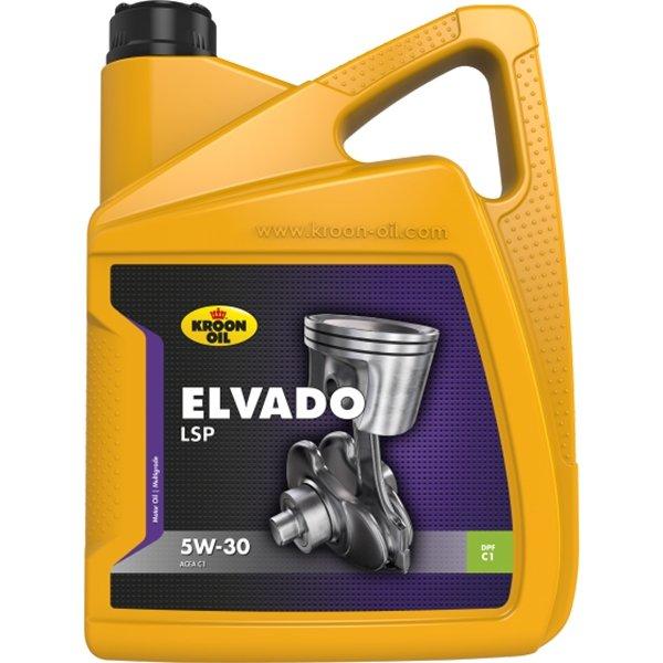 KROON OIL  ELVADO LSP 5W-30 5 л
