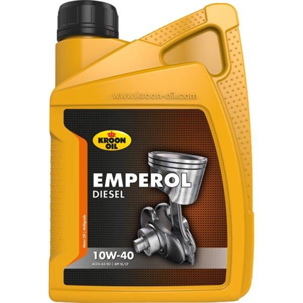 KROON OIL  EMPEROL 10W-40