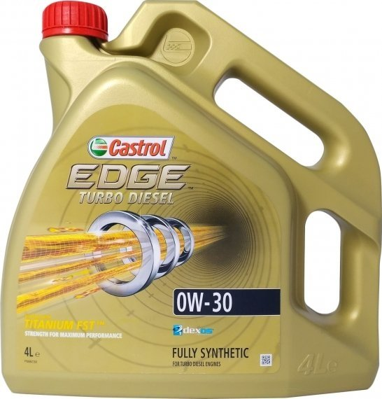 Castrol EDGE Turbo Diesel Titanium FST 0w-30